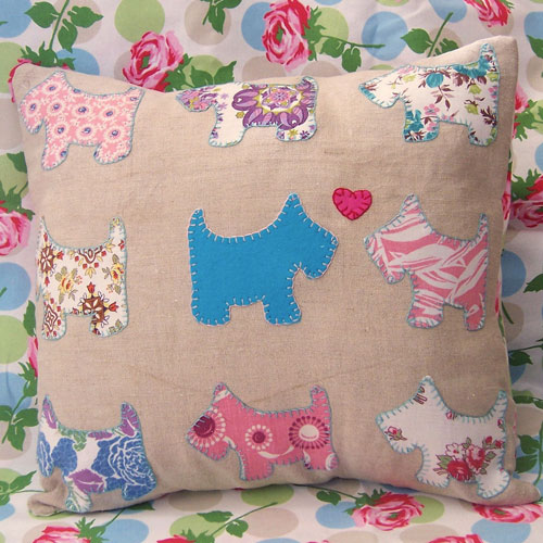 scotties cushion