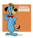 Huckleberry hound hanna barbera film