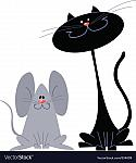cat-and-mouse-vector-534809