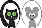 depositphotos 3393868-stock-illustration-cat-and-mouse