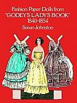 GODEY'S LADY'S BOOK 1840-1854 _Susan Johnston_1977