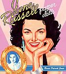Jane Russell Paper Dolls