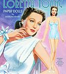 Loretta Young Paper Dolls by Marilyn Henry