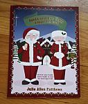 Santa Claus and Mrs Claus Paper Dolls
